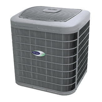 Carrier Infinity 17 central air conditioner.