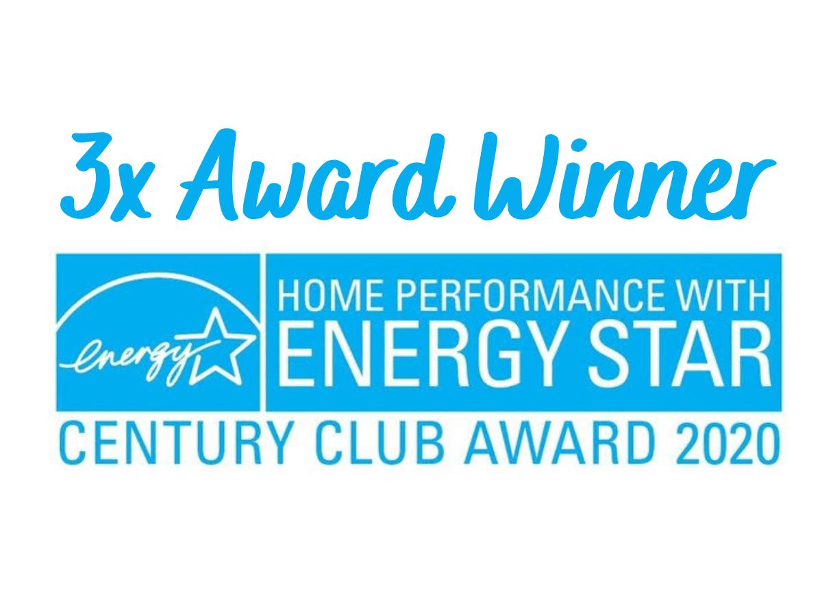 3x Award Winner