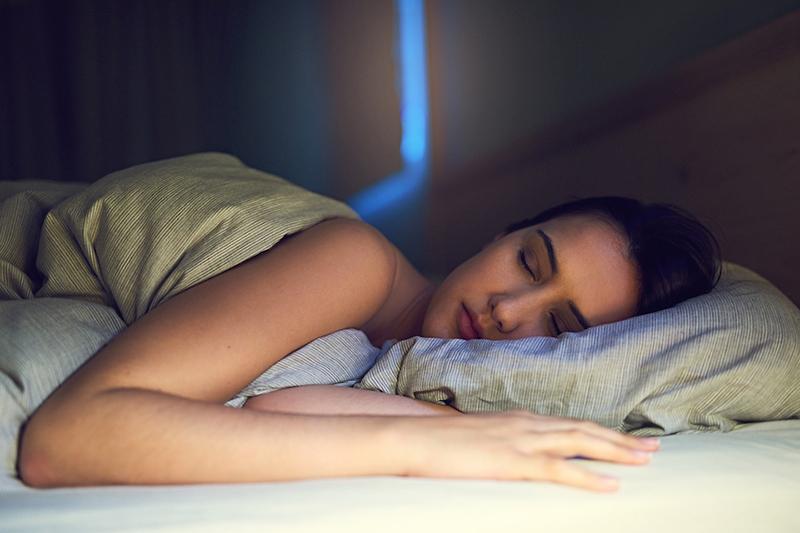 sleep benefits of ac