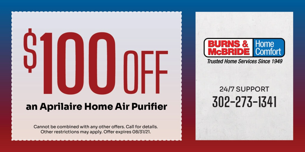 0 off an Aprilaire home air purifier