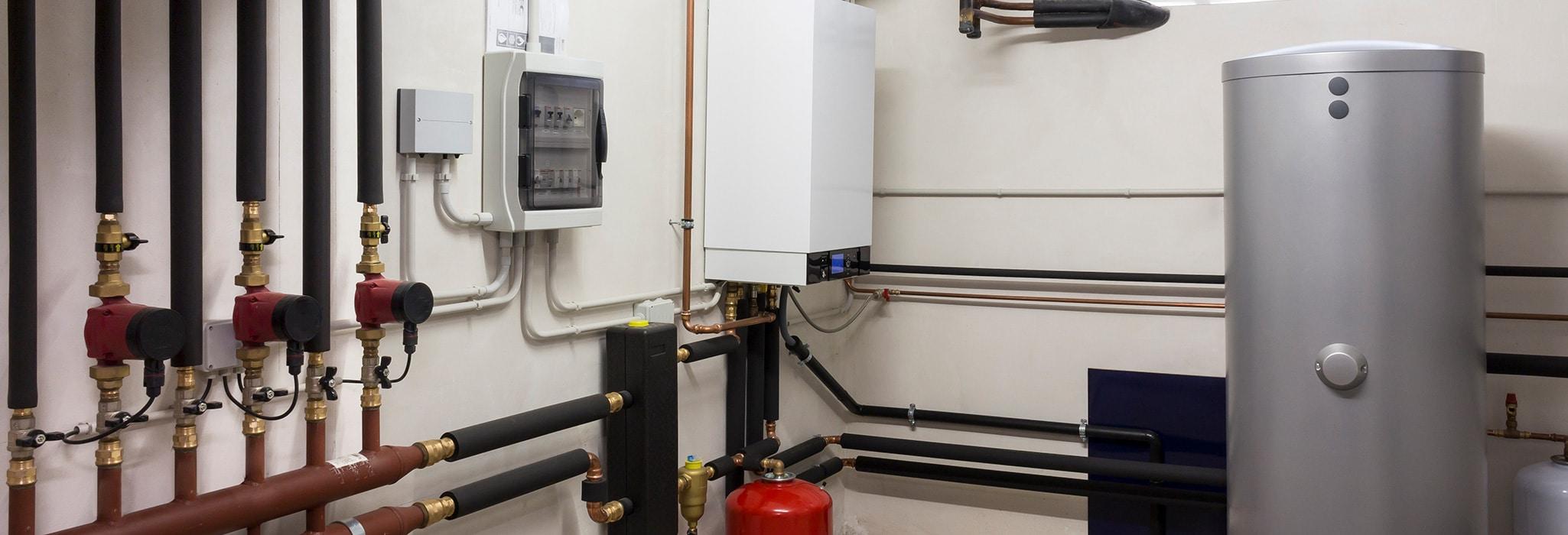 Boiler in New Castle, DE